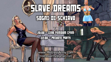 SLAVE DREAMS - CENA CFNM + PARTY