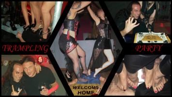 TORINO - Welcome Home Trampling Party